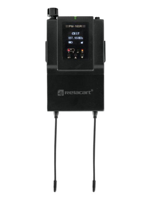RELACART PM-160R Diversity In-Ear Receiver