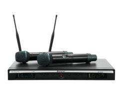 RELACART UR-260D 2-Channel UHF System