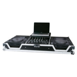 RGB Moodcase for large DJ set Custodia RGB per grande DJ set