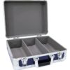 ROADINGER CD Case ALU digital booking rounded blue