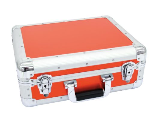 ROADINGER CD Case ALU digital booking rounded rd