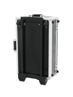 ROADINGER CD Case black 120 CDs with Trolley