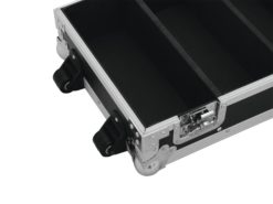 ROADINGER CD Case black 150 CDs Trolley