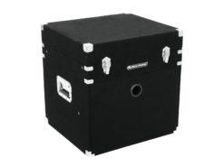 ROADINGER Combo Case 8U Carpet black