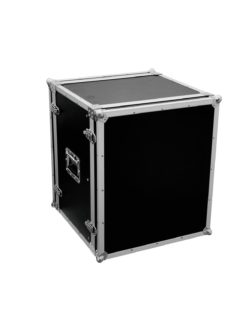 ROADINGER Effect Rack CO DD, 12U, 38cm deep, black