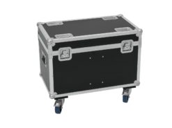 ROADINGER Flightcase 2x DMH-75.i