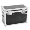 ROADINGER Flightcase 2x LED MFX-3