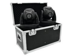 ROADINGER Flightcase 2x TMH-3/3.1/4/5/10/11
