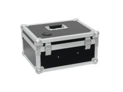 ROADINGER Flightcase 4x AKKU UP 4 QCL Spot QuickDMX