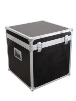ROADINGER Flightcase 4x PAR-64 Spot long