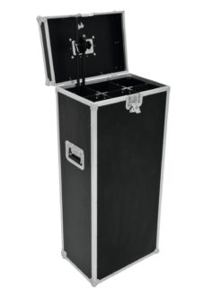 ROADINGER Flightcase 6x Microphone Stand