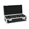 ROADINGER Flightcase 8x AKKU UP-4