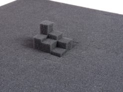 ROADINGER Foam Material for 376x376x100mm