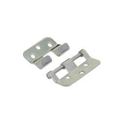 ROADINGER Heavy Duty Hook over hinge, zinc-plated