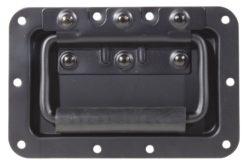 ROADINGER Hinged Case handle, black