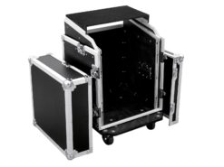 ROADINGER Special Combo Case LS5 Laptop Desk, 12U