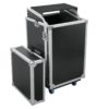 ROADINGER Special Combo Case LS5 Laptop Desk, 17U