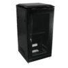 ROADINGER Steel Cabinet SRT-19, 12U with Door