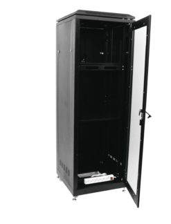 ROADINGER Steel Cabinet SRT-19, 35U with Door