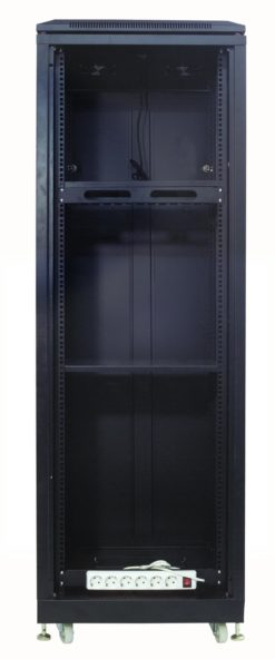 ROADINGER Steel Cabinet SRT-19, 40U with Door