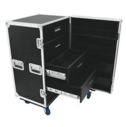 ROADINGER Universal Drawer Case TSF-1 with wheels