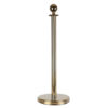 Round Top Cord Pole Oro
