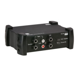 SDI-202 Box DI attiva stereo