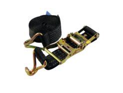 SHZ Clamping Belt H400 Ratchet hook black