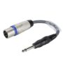 SOMMER CABLE Adaptercable Jack/Speakon NLT4MX 0.15m