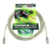 SOMMER CABLE CAT-5 cable FTP 20m gy