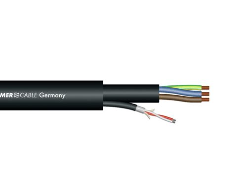 SOMMER CABLE Combi Cable 1x2x0,25+3G1,5 SC-Monolith Power DMX 10