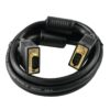 SOMMER CABLE SUB-D cable 1.8m bk