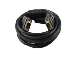 SOMMER CABLE SUB-D cable 3m bk