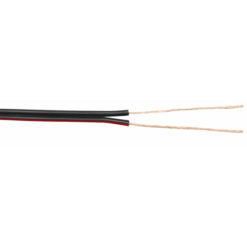 SPE-275 LSHF Cavo altoparlante 2x0,75mm2, guaina LSHF, bobina da 100m