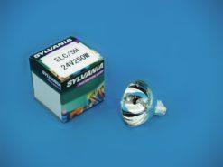 SYLVANIA ELC/500h 24V/250W GX-5.3 50mm reflector