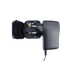 Schuko to UK power supply 240V, 3A, 50HZ