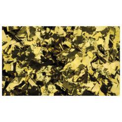 Show Confetti Metal Oro, Rettangolo, 1 kg Ignifugo
