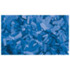 Show Confetti Rectangle 55 x 17mm Blu, 1 kg Ignifugo