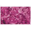 Show Confetti Rectangle 55 x 17mm Rosa, 1 kg Ignifugo
