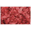 Show Confetti Rectangle 55 x 17mm Rosso, 1 kg Ignifugo