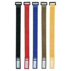 Snap Fastener 27 Blu - 10 pezzi - 27,5 x 2,5 cm