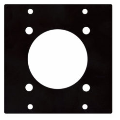 Socapex panel 2 segments Maschio/Femmina