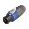 Speakon M. > 6,3 mm Jack 2P Neutrik