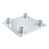 Square base plate female Piastra di base per GQ30
