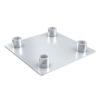 Square base plate female Piastra di base per PQ30
