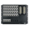 Stagebox Assemblato, 32 in, 4 out, Connettori Neutrik