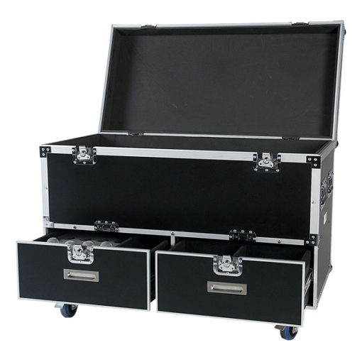 Stand case incl Drawers Baule comprensiva di cassetti