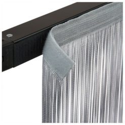 String Curtain 6(h)x3(w)m lunghezza 6m, colore grigio
