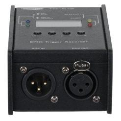 TR-512 Trigger/Registratore DMX