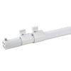 Telescopic upright - 3-way 180(h)-->420(h)cm, Bianco (verniciato a polvere)